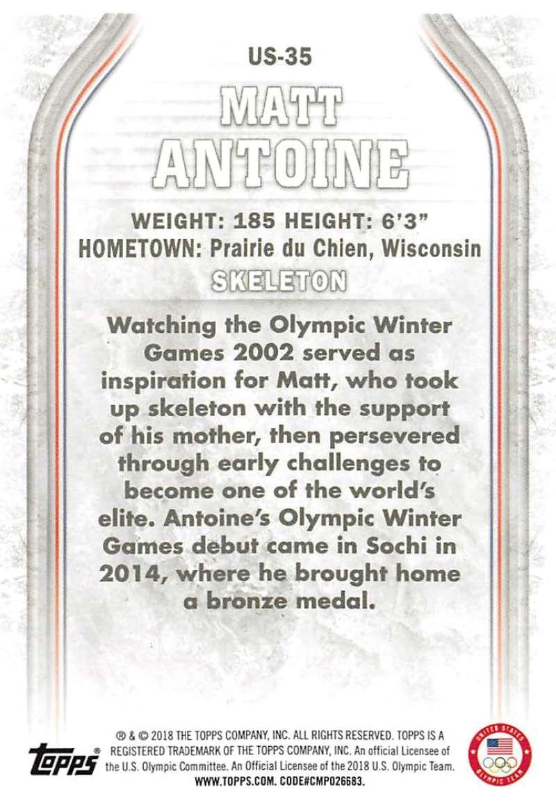 2018-Topps-Winter-Olympics-Team-USA-Base-Cards-Choose-039-s-US-1-48-USA-1-45 thumbnail 69