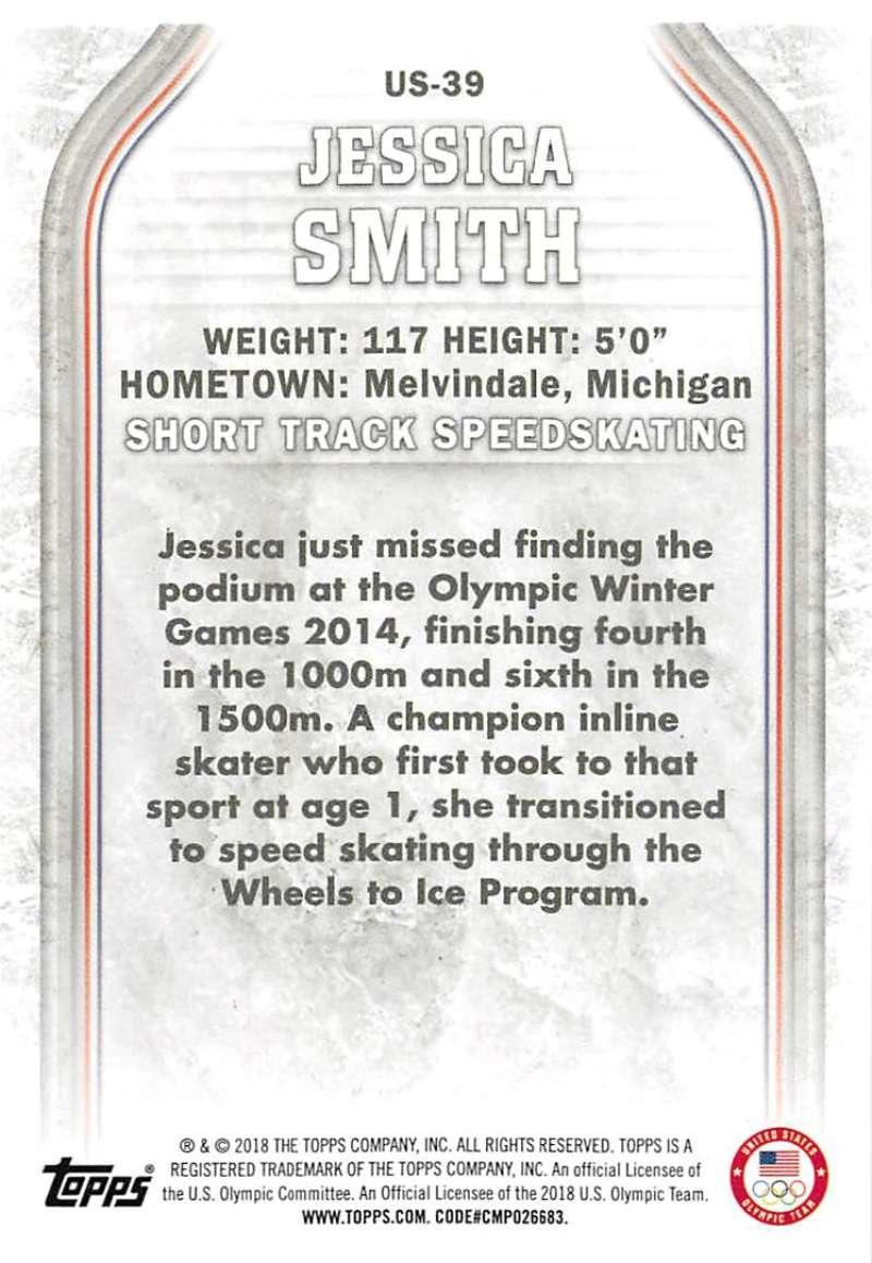 2018-Topps-Winter-Olympics-Team-USA-Base-Cards-Choose-039-s-US-1-48-USA-1-45 thumbnail 77