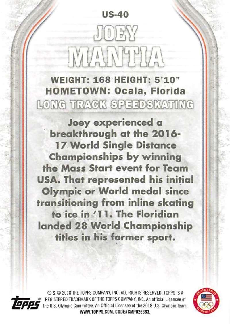 2018-Topps-Winter-Olympics-Team-USA-Base-Cards-Choose-039-s-US-1-48-USA-1-45 thumbnail 79