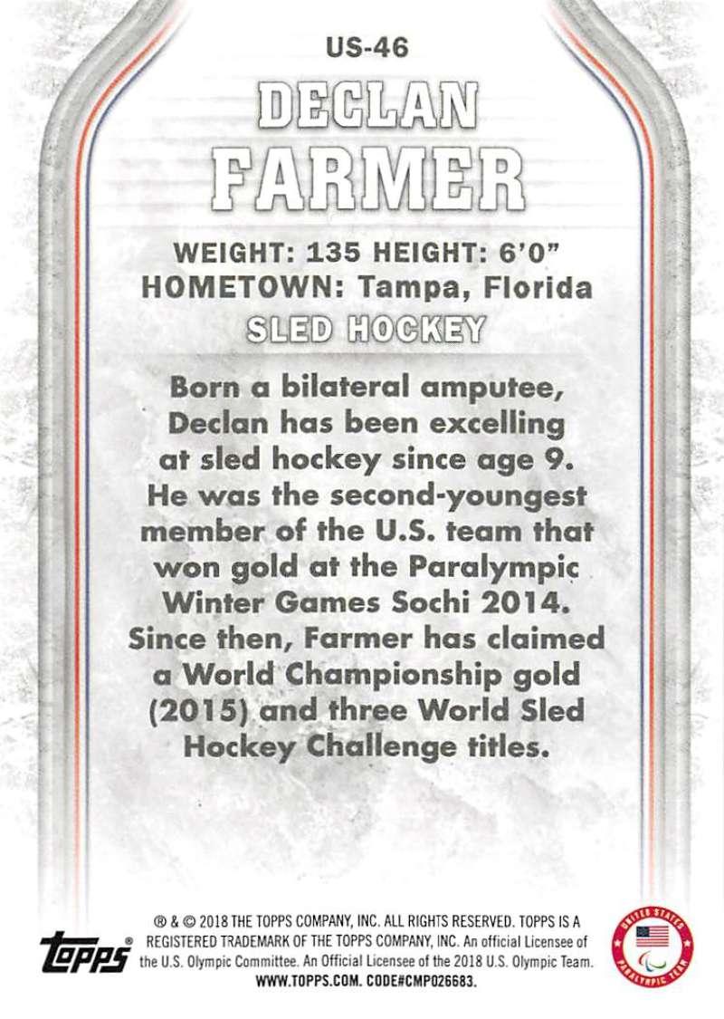 2018-Topps-Winter-Olympics-Team-USA-Base-Cards-Choose-039-s-US-1-48-USA-1-45 thumbnail 91