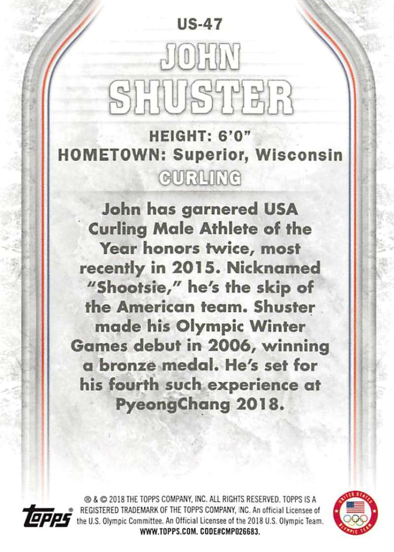 2018-Topps-Winter-Olympics-Team-USA-Base-Cards-Choose-039-s-US-1-48-USA-1-45 thumbnail 93