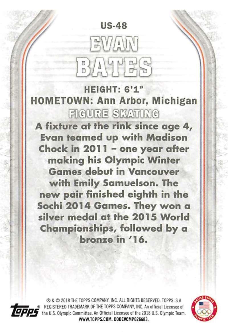 2018-Topps-Winter-Olympics-Team-USA-Base-Cards-Choose-039-s-US-1-48-USA-1-45 thumbnail 95