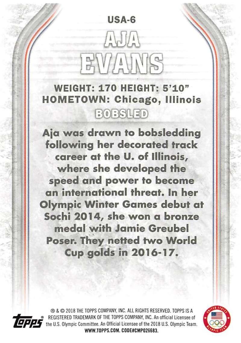 2018-Topps-Winter-Olympics-Team-USA-Base-Cards-Choose-039-s-US-1-48-USA-1-45 thumbnail 107