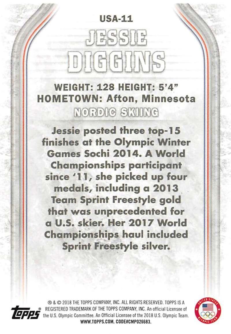 2018-Topps-Winter-Olympics-Team-USA-Base-Cards-Choose-039-s-US-1-48-USA-1-45 thumbnail 117