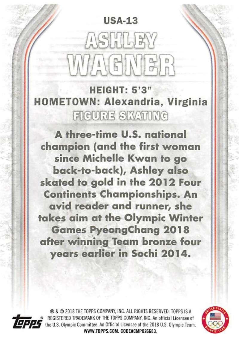 2018-Topps-Winter-Olympics-Team-USA-Base-Cards-Choose-039-s-US-1-48-USA-1-45 thumbnail 121