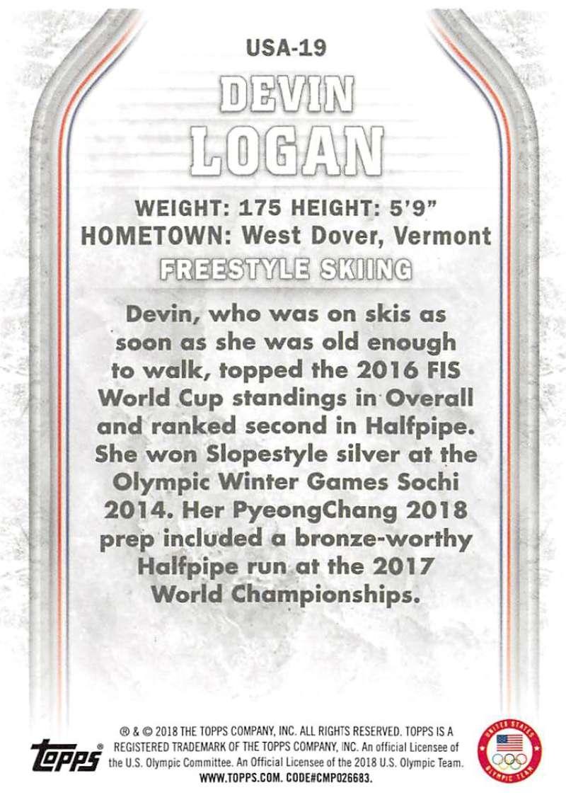 2018-Topps-Winter-Olympics-Team-USA-Base-Cards-Choose-039-s-US-1-48-USA-1-45 thumbnail 131
