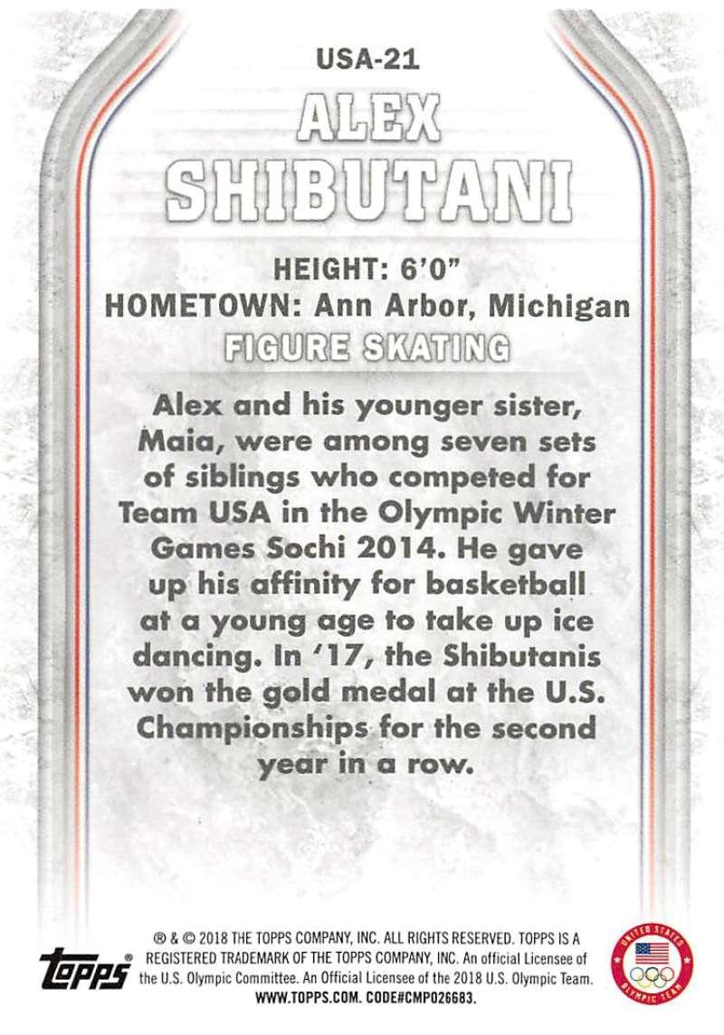 2018-Topps-Winter-Olympics-Team-USA-Base-Cards-Choose-039-s-US-1-48-USA-1-45 thumbnail 135