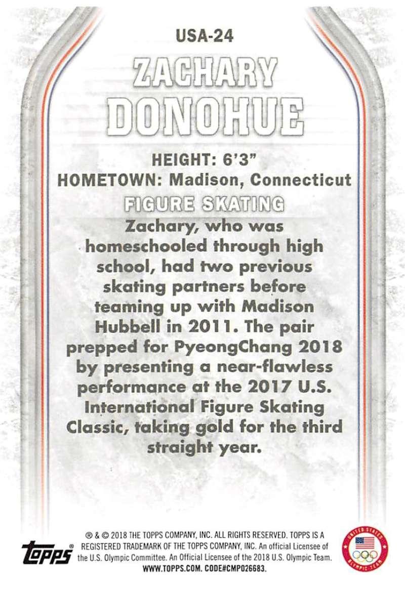 2018-Topps-Winter-Olympics-Team-USA-Base-Cards-Choose-039-s-US-1-48-USA-1-45 thumbnail 141