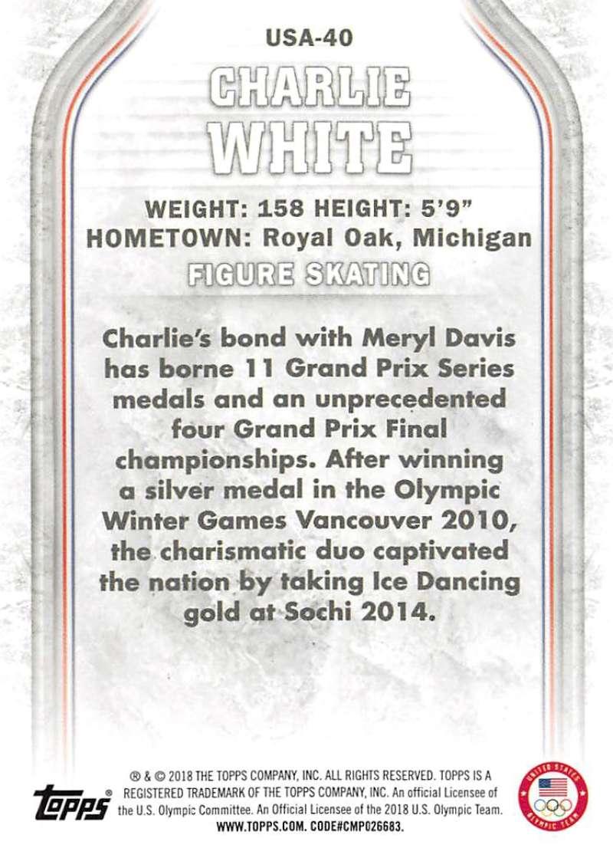 2018-Topps-Winter-Olympics-Team-USA-Base-Cards-Choose-039-s-US-1-48-USA-1-45 thumbnail 171
