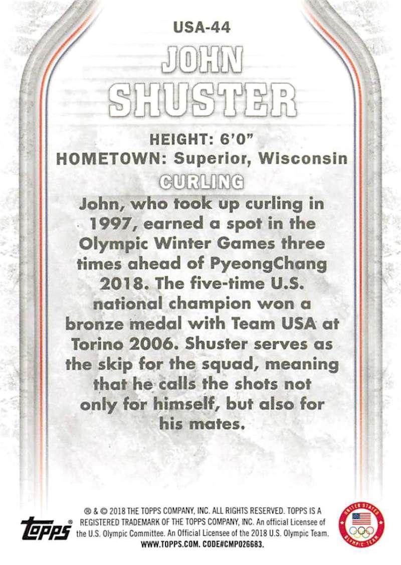 2018-Topps-Winter-Olympics-Team-USA-Base-Cards-Choose-039-s-US-1-48-USA-1-45 thumbnail 177