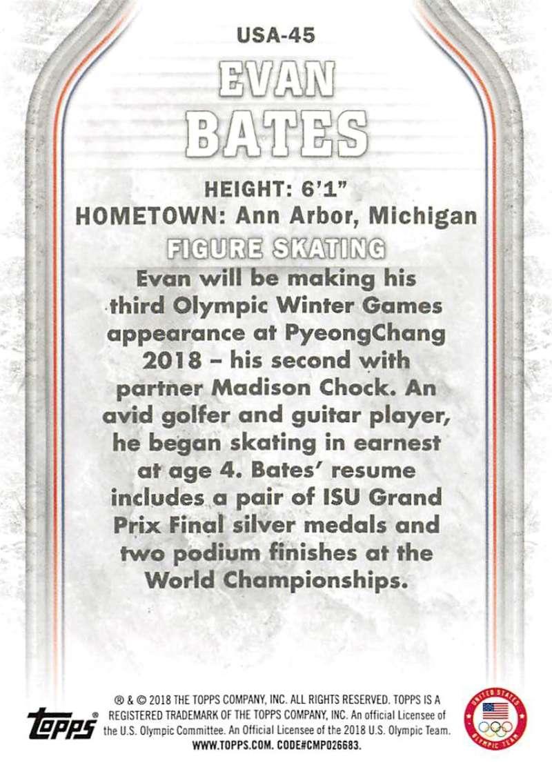 2018-Topps-Winter-Olympics-Team-USA-Base-Cards-Choose-039-s-US-1-48-USA-1-45 thumbnail 179