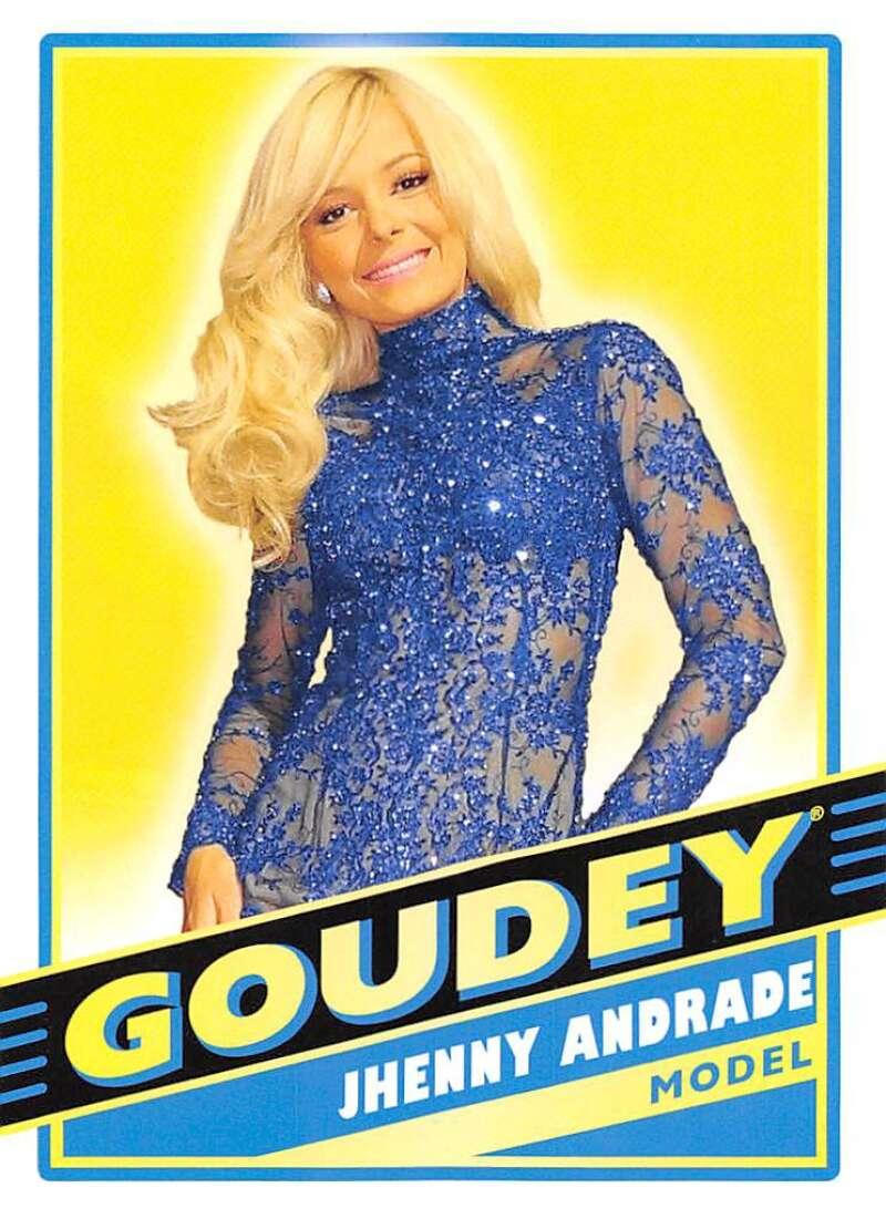 2020 Upper Deck Goodwin Champions Goudey
