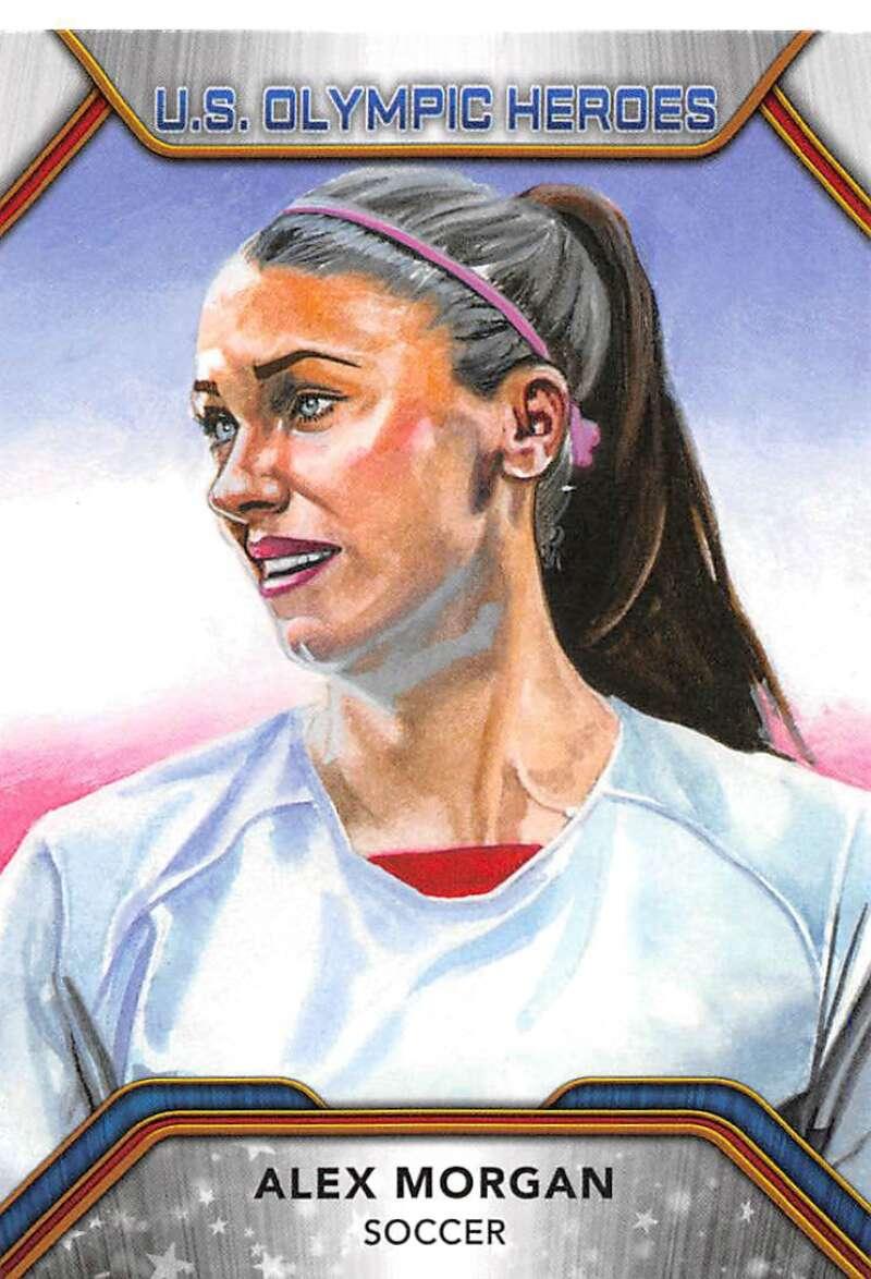 2021 Topps US Olympics and Paralympics Team Hopefuls Olympic Heroes