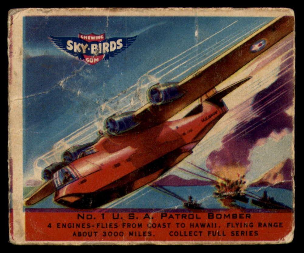 1941 Goudey Sky Bird R137