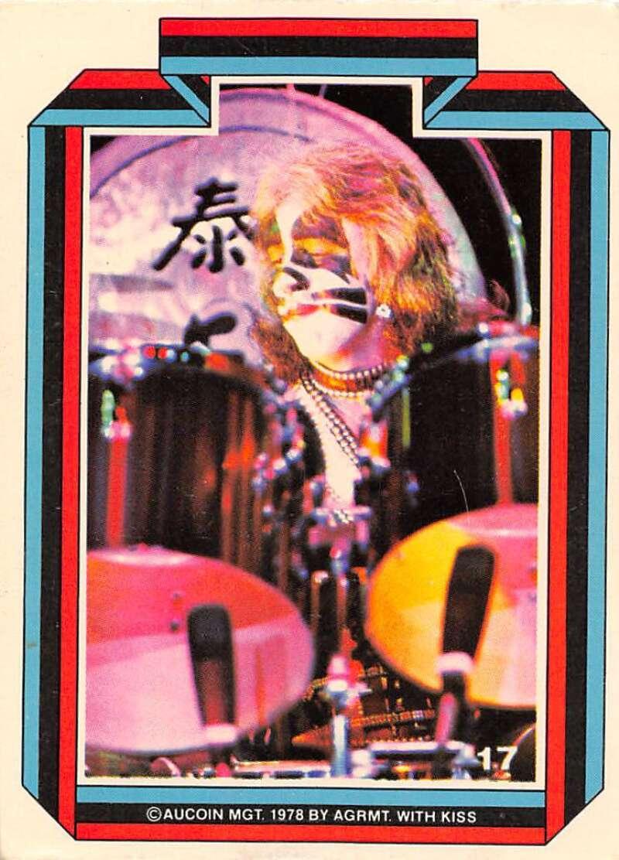 1978 Donruss Kiss Series 1 Variations