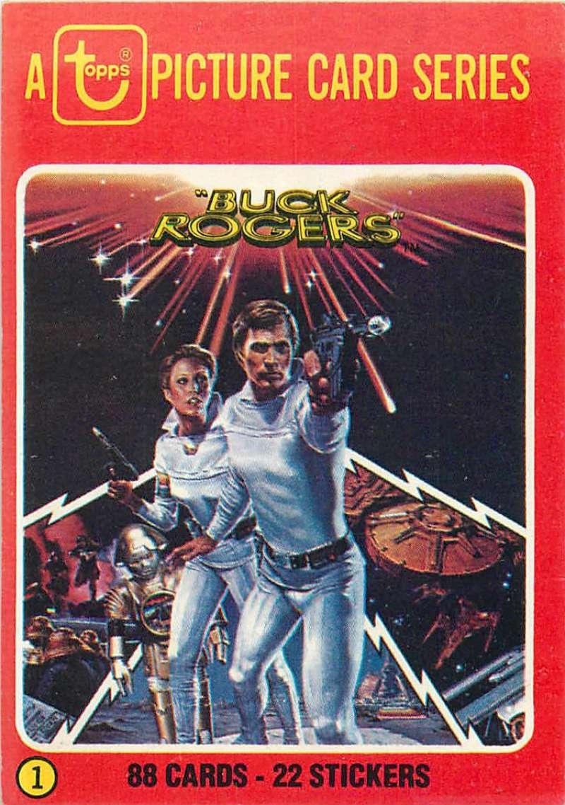1979 Topps Buck Rogers