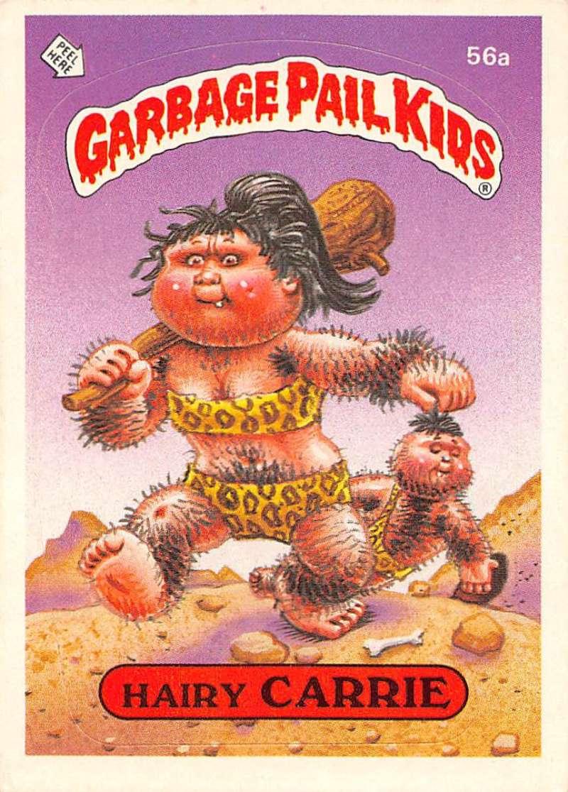 1985 Topps Garbage Pail Kids Series 2