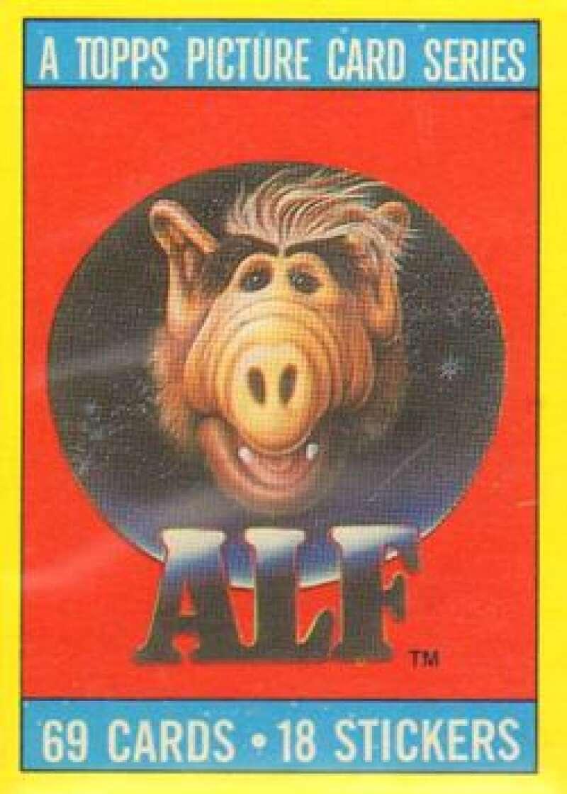 1987 Topps Alf
