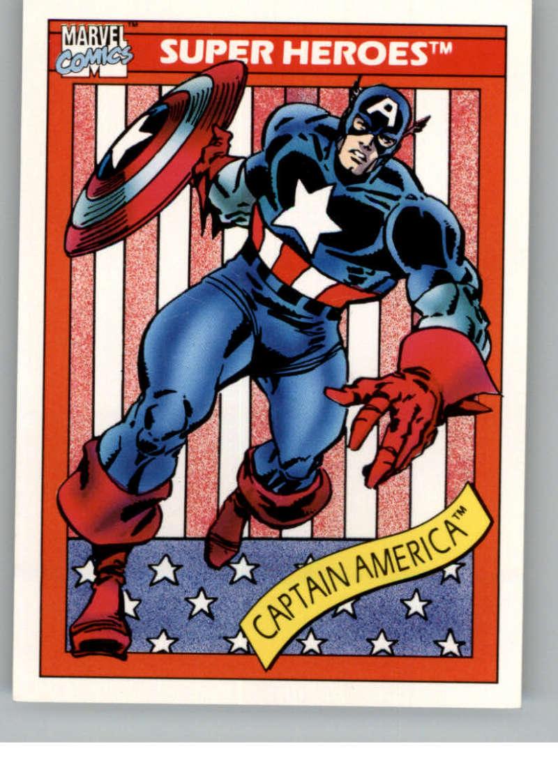 1990 Impel Marvel Universe
