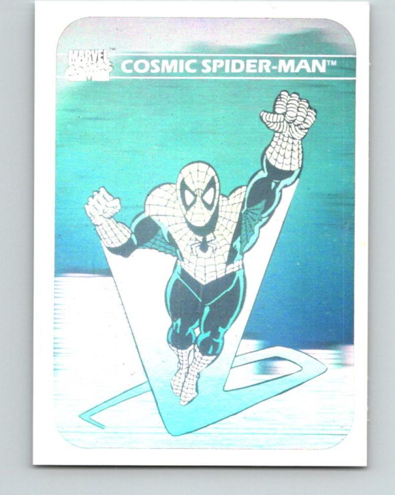 1990 Impel Marvel Universe Holograms