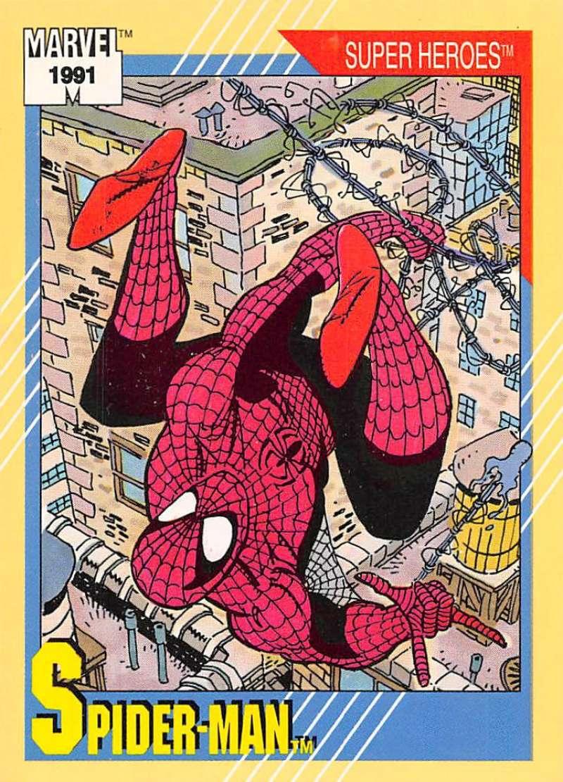 1991 Impel Marvel Universe