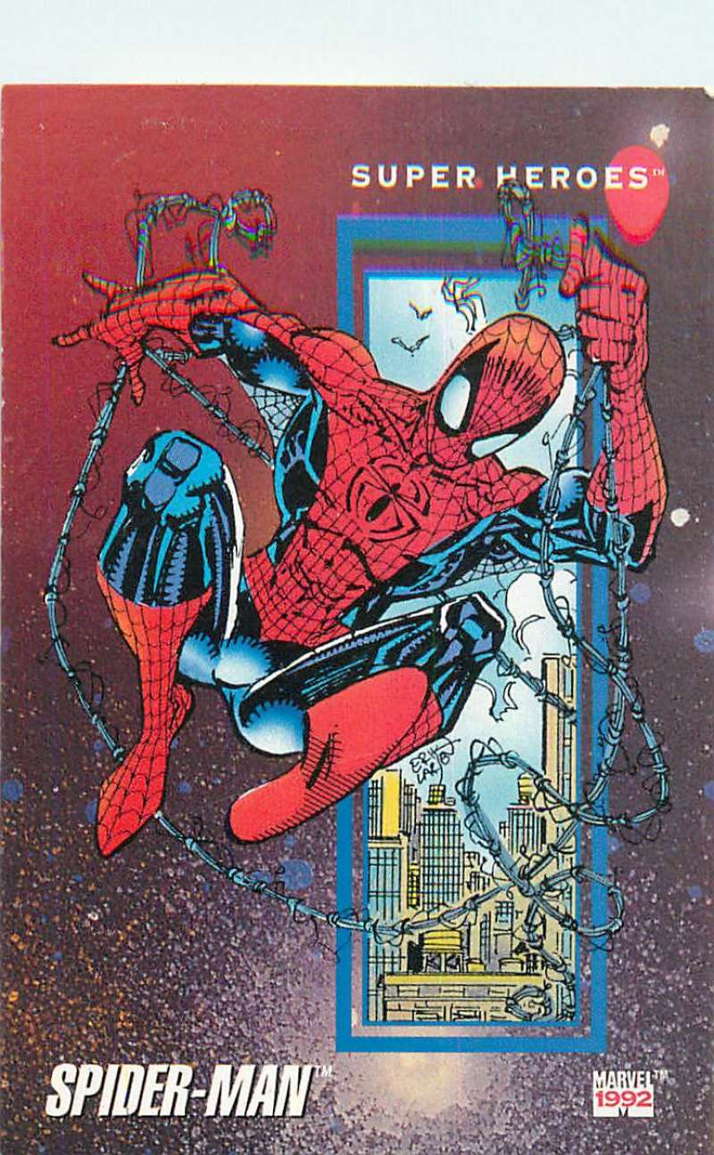 1992 Impel Marvel Universe