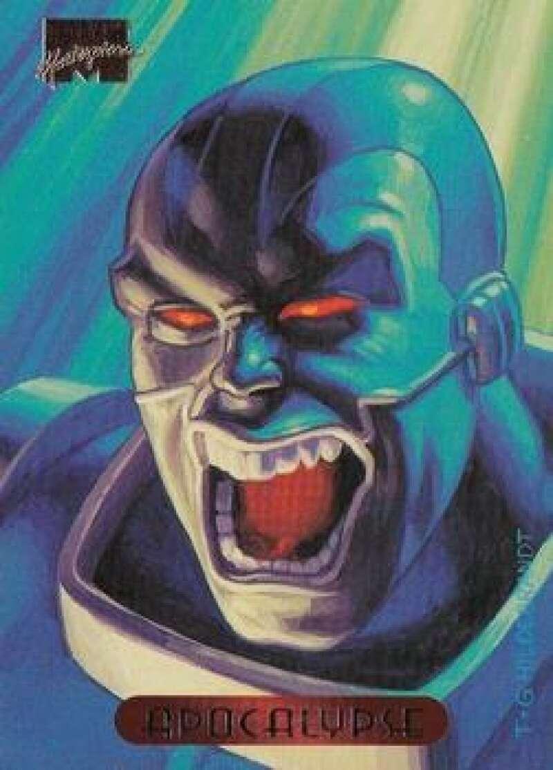 1994 Fleer Marvel Masterpieces Hildebrandt Brothers