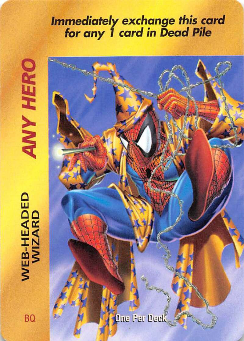 1995 Fleer Marvel Overpower Promos