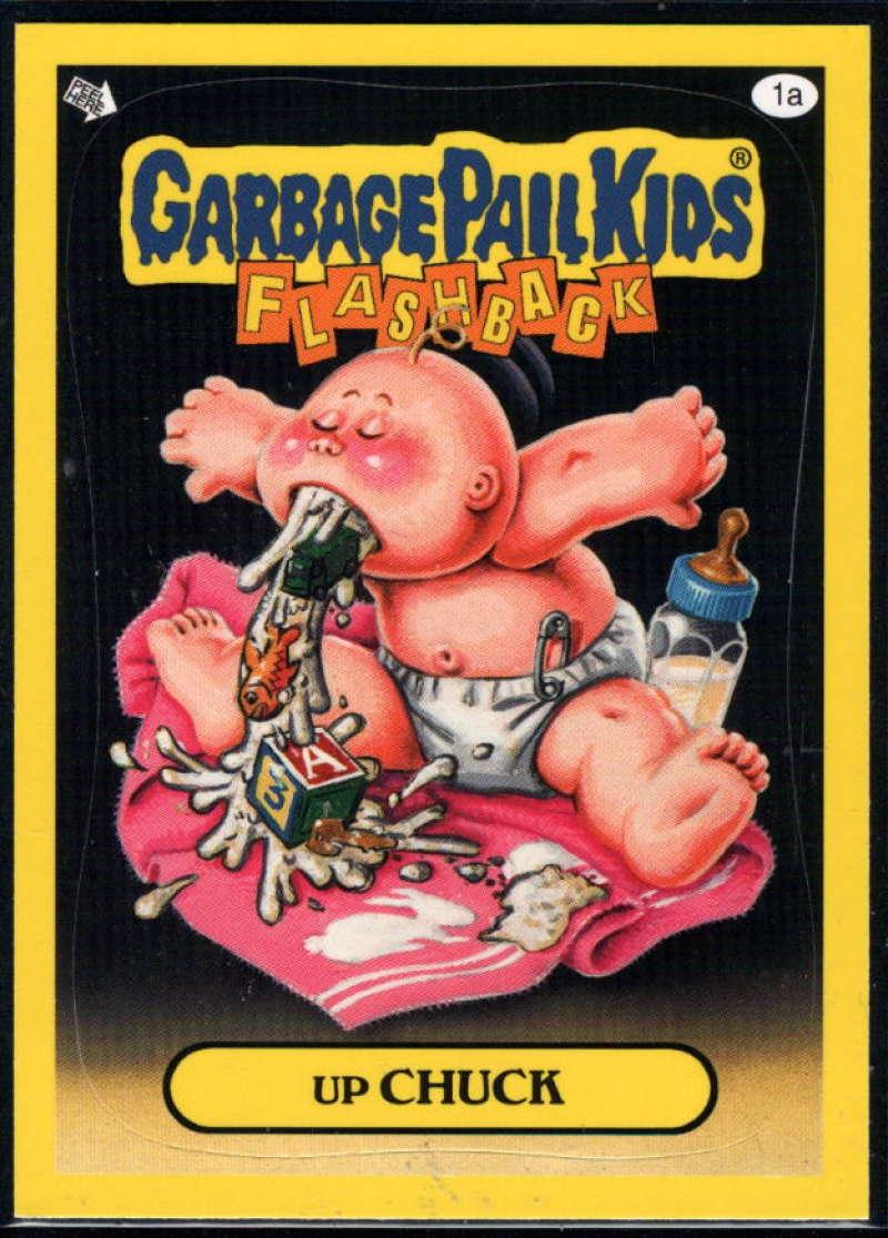 2011 Topps Garbage Pail Kids Flashback Series 3