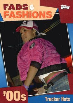 2011 Topps American Pie Fads and Fashions