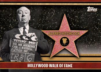 2011 Topps American Pie Hollywood Walk of Fame