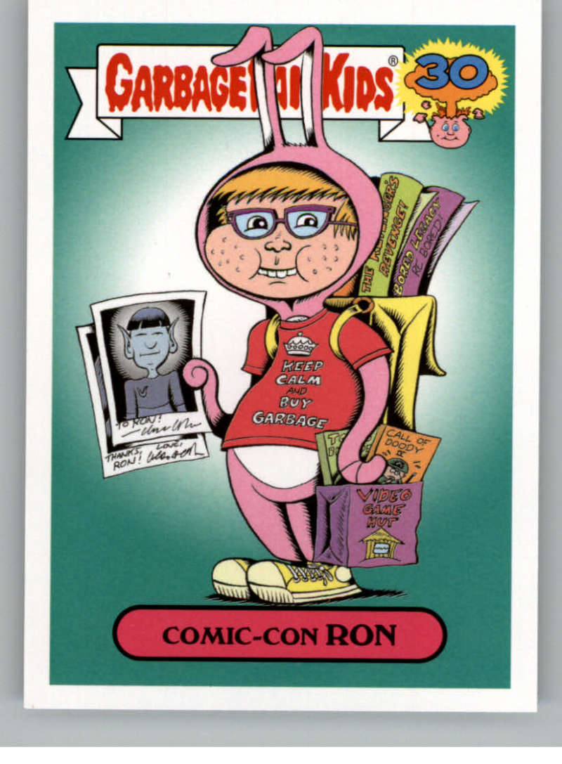 2015 Topps Garbage Pail Kids Artistic Interpretations