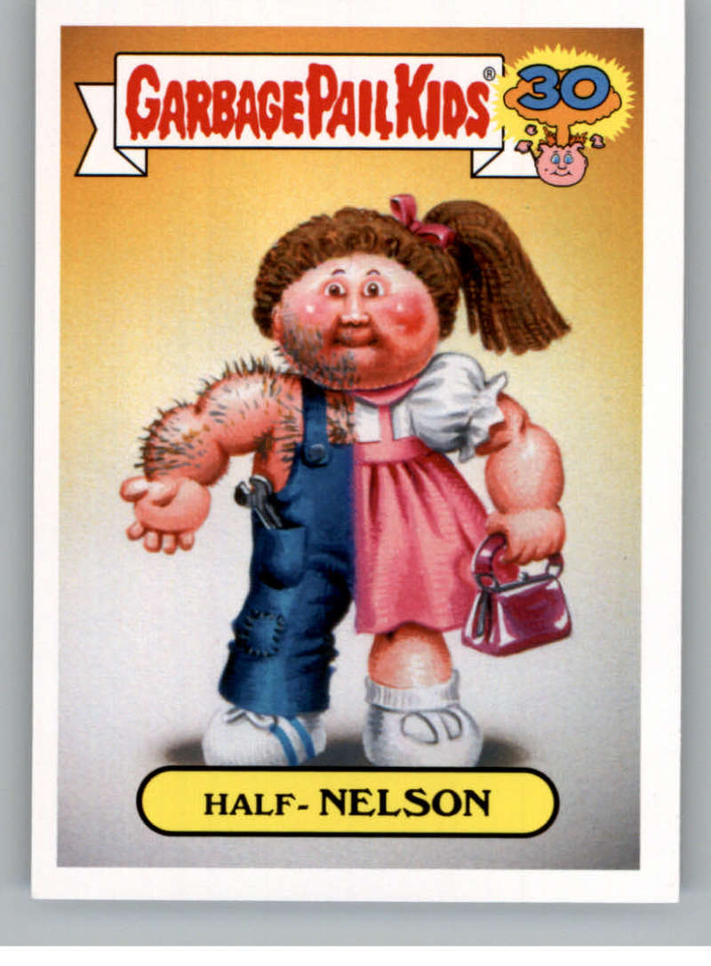 2015 Topps Garbage Pail Kids Lost Alternate Art