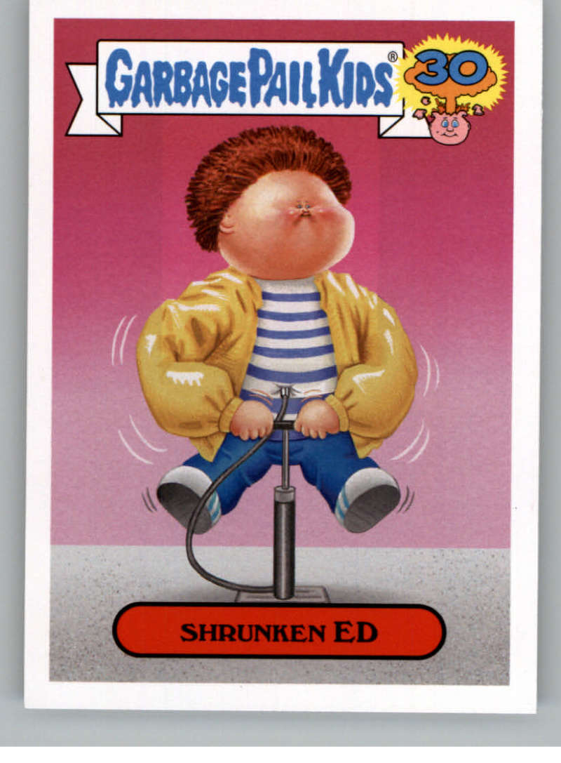 2015 Topps Garbage Pail Kids Zoom-Out