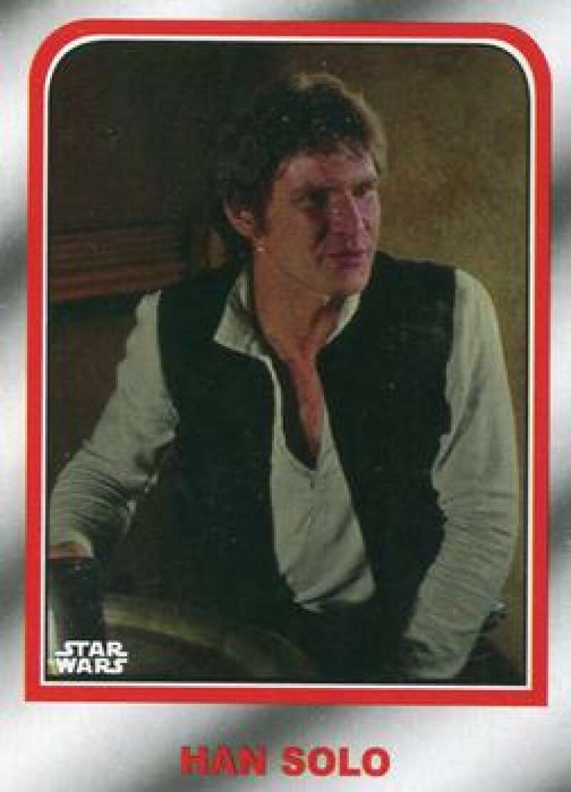 2015 Topps Star Wars Journey to the Force Awakens Choose Your Destiny