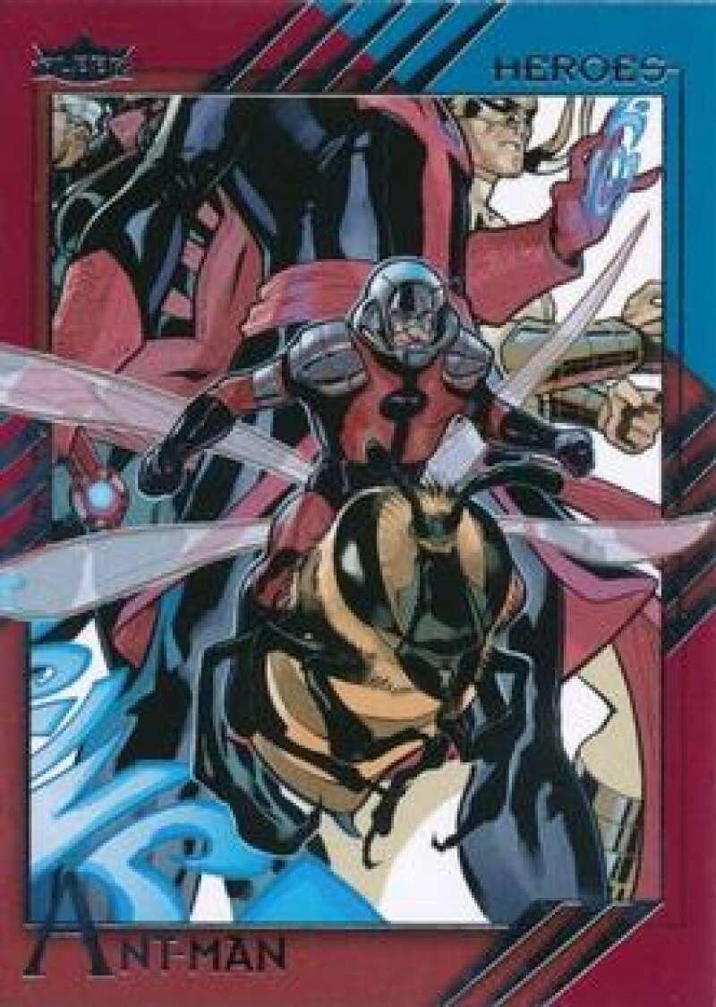 2015 Fleer Retro Marvel