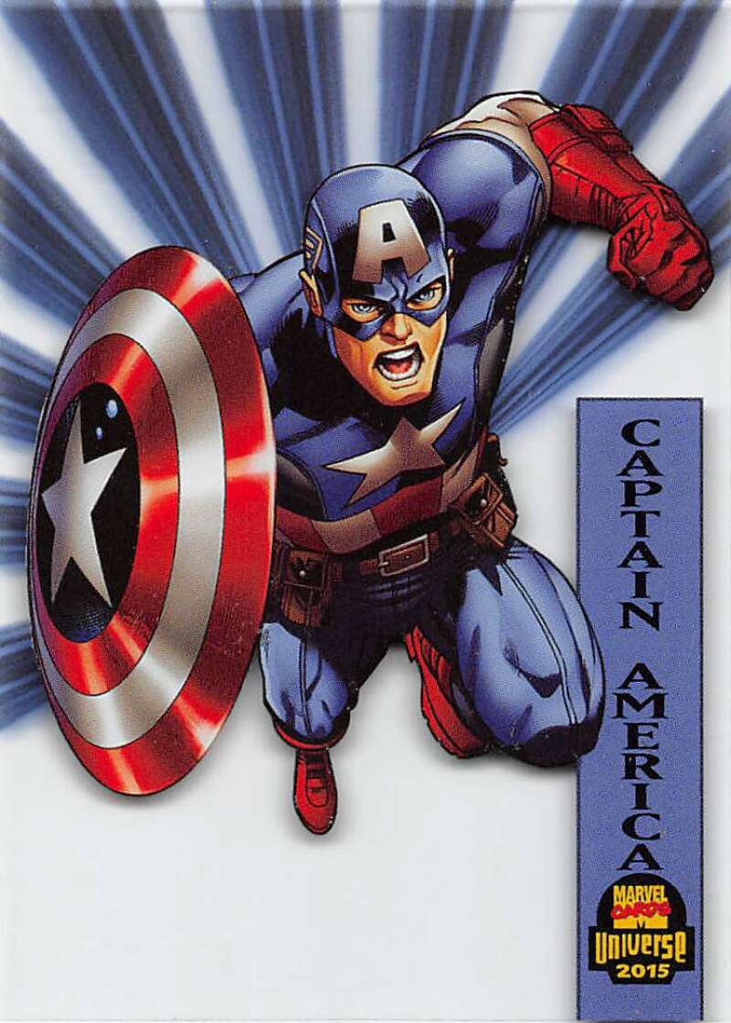 2015 Fleer Retro Marvel 1994 Fleer Suspended Animation