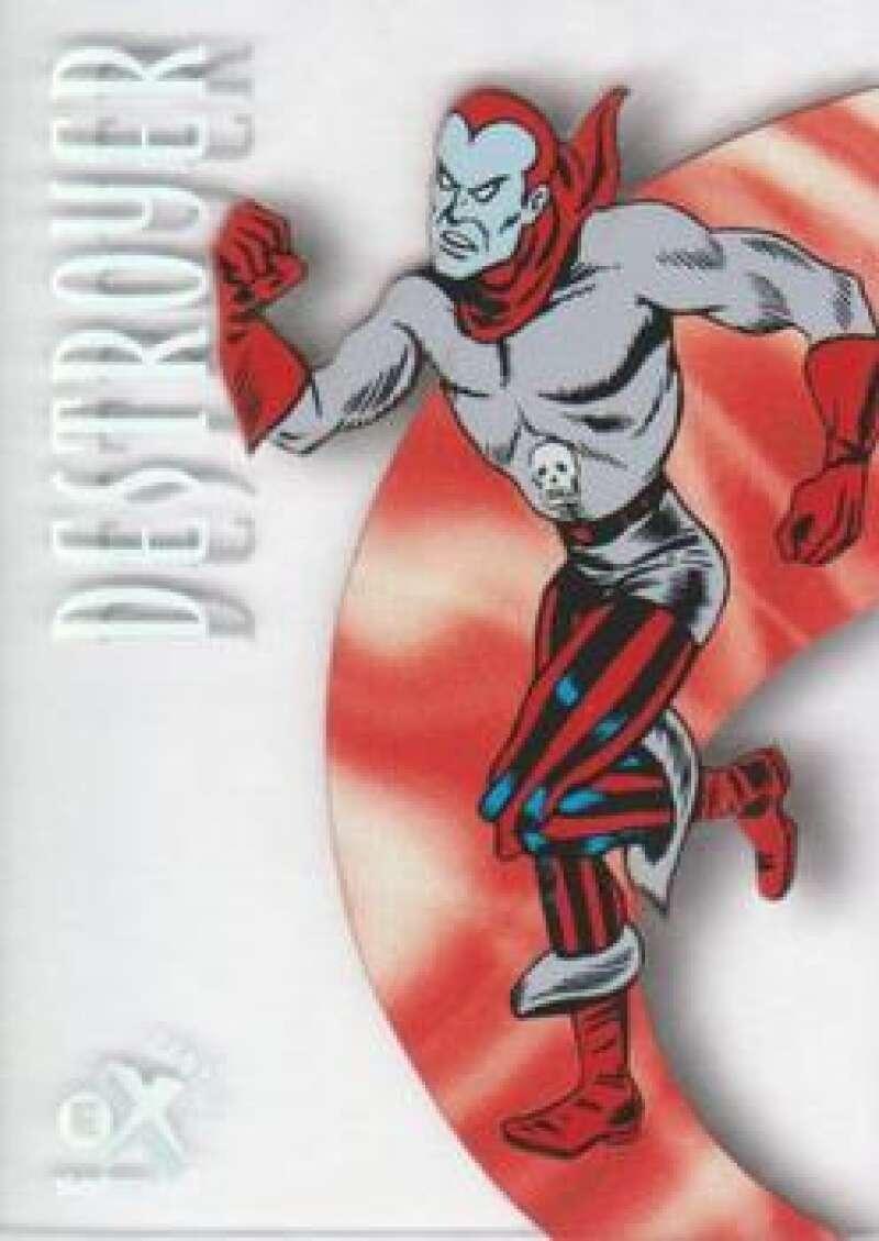 2015 Fleer Retro Marvel 1999 Skybox EX Century
