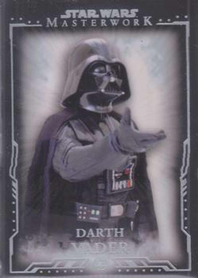 2015 Topps Star Wars Masterworks