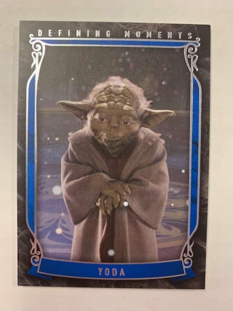 2015 Topps Star Wars Masterworks Defining Moments