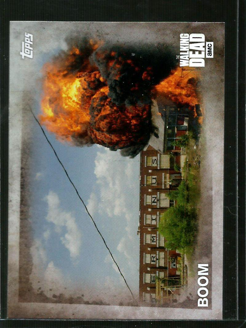 2016 Topps Walking Dead Season 5