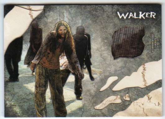 2016 Topps Walking Dead Survival Box Relics Bone