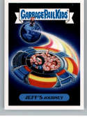 2017 Topps Garbage Pail Kids Series 2 Classic Rock #17A JEFF'S JOURNEY