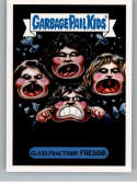 2017 Topps Garbage Pail Kids Series 2 Classic Rock #18A GLASS FRACTURIN' FREDDIE
