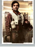 2017 Topps Star Wars The Last Jedi Character Portraits #CP-5 Poe Dameron