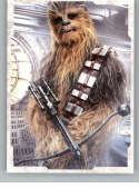 2017 Topps Star Wars The Last Jedi Character Portraits #CP-7 Chewbacca
