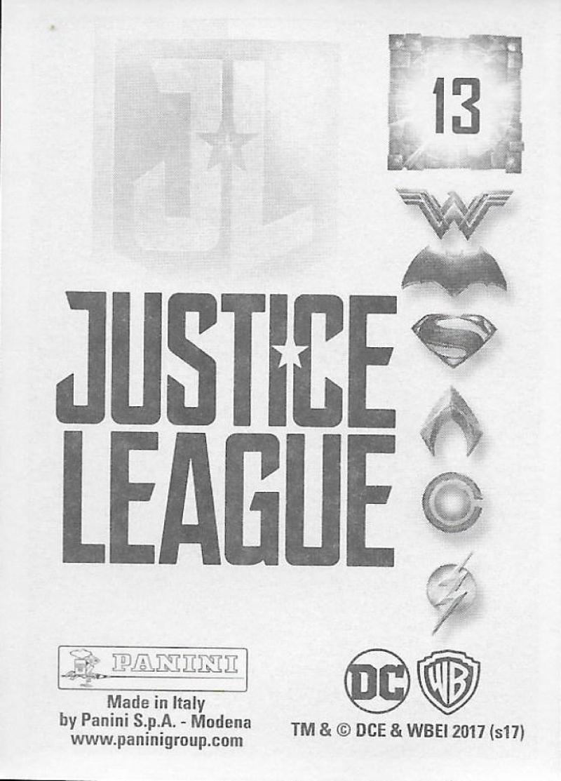 2017-Panini-Justice-League-Sticker-Pick-Your-Cards-Lot-Finish-Set thumbnail 5