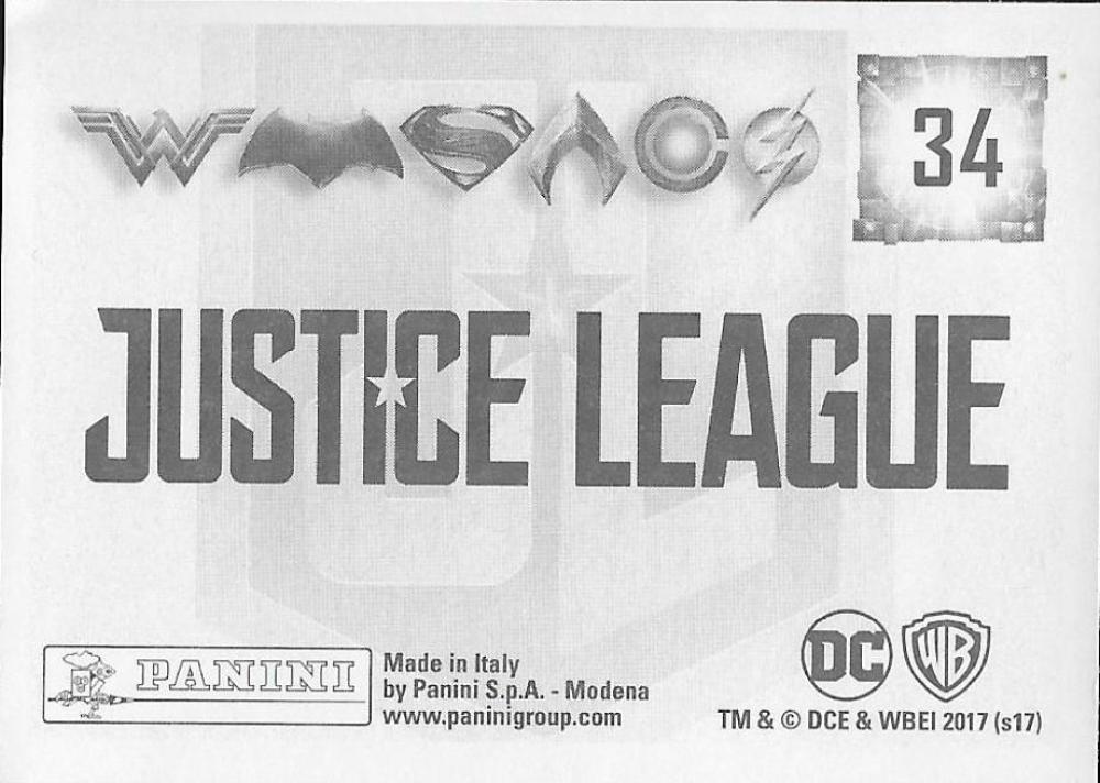2017-Panini-Justice-League-Sticker-Pick-Your-Cards-Lot-Finish-Set thumbnail 11