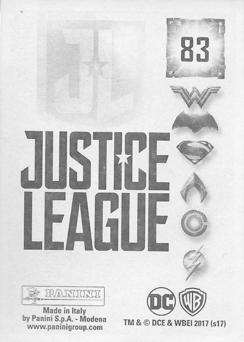 2017-Panini-Justice-League-Sticker-Pick-Your-Cards-Lot-Finish-Set thumbnail 21