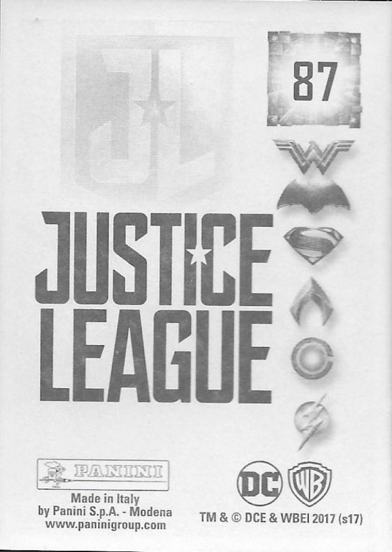 2017-Panini-Justice-League-Sticker-Pick-Your-Cards-Lot-Finish-Set thumbnail 23